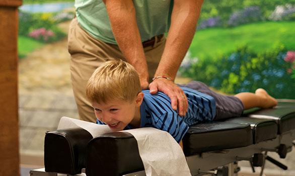 Chiropractor Simpsonville SC Joe DuPuy Pediatric Care